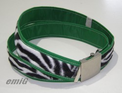 CB green/zebra