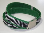 CB green/zebra