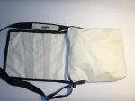 CYB1 Unikattasche Tasche Segel/Leder